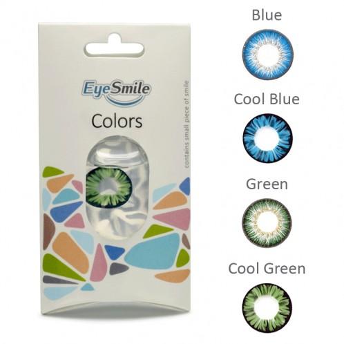 EyeSmile Readjusted Colors