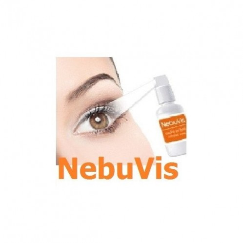 NebuVis irritated eyes (10 ml)