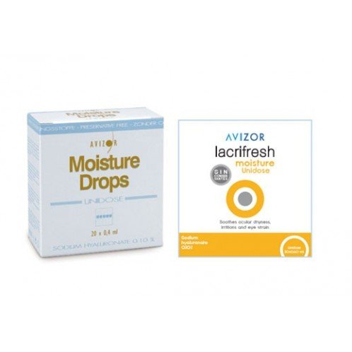 Lacrifresh Moisture Unidose (20 x 0.4 ml)