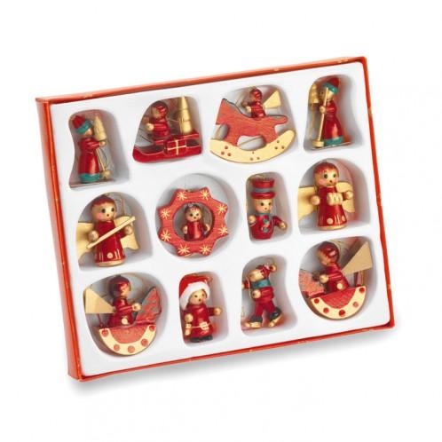 """Kalėdiniai eglutės žaisliukai """"Laponia"""""""