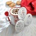 """Kavos pabarstukų formelės """"Coffeedeco"""""""