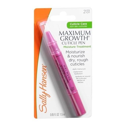 """Nagų priežiūros priemonė """"Maximum Growth Cuticle Pen"""""""