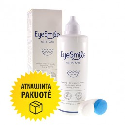 EyeSmile All-in-One Solution (350 ml)