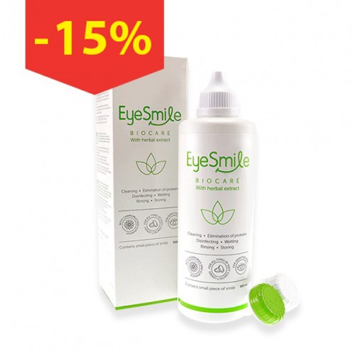 EyeSmile BioCare All-in-One (360 ml)