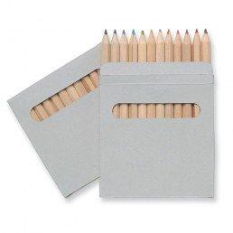 """Mediniai pieštukai """"ARCOLOR"""""""